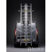 Rhino SafeStow3 Gas Strut Assisted Ladder Loader 3.1m Double Ladder Defender