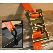 Heavy Duty Roof Rack Straps (Pair)