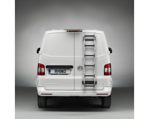 Rhino Aluminium Ladder – Aluminium Rear Door Ladder for Vans