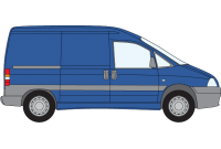 Scudo 1995 to 2007 SWB Low Roof Twin Rear Doors