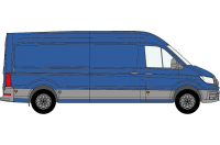 Volkswagen Crafter 2017 Onwards LWB High Roof