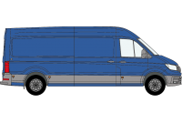 Volkswagen Crafter 2017 Onwards LWB (L4) High Roof