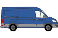 Volkswagen Crafter 2017 Onwards MWB High Roof
