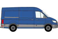 Volkswagen Crafter 2017 Onwards MWB (L3) High Roof