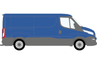 Iveco Daily 2014 Onwards - L2 H1