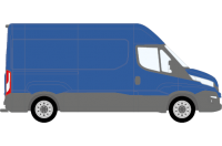 Iveco Daily 2014 Onwards - L2 H2