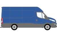 Iveco Daily 2014 Onwards - L3 H2
