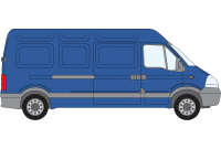 Interstar 2002 onwards LWB High Roof