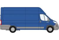 Ducato 2006 onwards XLWB Extra High Roof