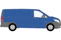 LWB Low Roof Twin Doors H1 L2