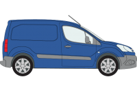 Berlingo 2008 - 2018 SWB Twin Rear Doors