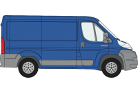 Ducato 2006 onwards SWB Low Roof