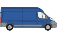 Ducato 2006 onwards LWB High Roof