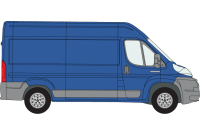 Fiat Ducato Roof Racks
