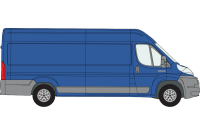 Ducato 2006 onwards XLWB High Roof