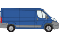 Boxer 2006 onwards MWB Low Roof