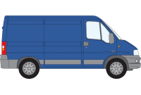 Ducato 1994 to 2006 SWB Low Roof