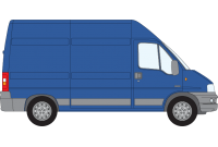 Ducato 1994 to 2006 MWB High Roof