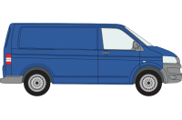 Rhino Roof Racks & Bars for Volkswagen Transporter T5 & T6 - SWB Twin Doors