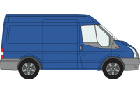 Transit 2000 to 2014 SWB Medium High Roof