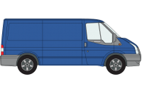 Rhino Roof Racks & Bars for Ford Transit 2000 On MWB Low Roof Twin Doors