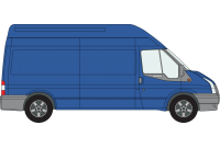 Transit 2000 to 2014 LWB High Roof