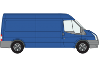 Transit 2000 to 2014 LWB Medium Roof