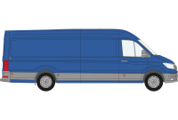 Volkswagen Crafter 2017 Onwards XLWB (L5) High Roof