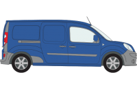 Roof Racks & Bars for Nissan NV250 L2 Twin Doors