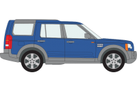 Land Rover Discovery 3 & 4
