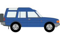 Land Rover Discovery 1 & 2