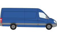 Sprinter 2018 onwards LWB High Roof