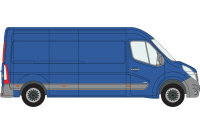 Movano 2010 onwards LWB High Roof