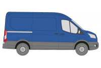 Transit 2014 onwards MWB Med Roof L2 H2