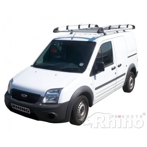 Rhino Aluminium Roof Rack Ford Transit Connect 2002 To 2014 Swb