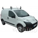 Rhino Delta 2 Bar System - Peugeot Bipper Twin Doors Bipper