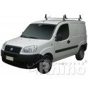 Rhino Delta 2 Bar System - Fiat Doblo 2000 - 2010 SWB Twin Doors