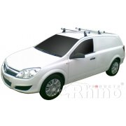 Rhino Delta 2 Bar System - Vauxhall Astra Van 1993 - 2006 - NOT FOR MODELS WITH RAISED ROOF RAILS