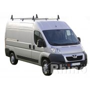 Rhino Delta 3 Bar System - Citroen Relay 2006 On LWB High Roof LWB High Roof L3 H2