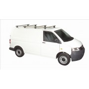 Rhino Delta 4 Bar System - Volkswagen Transporter T5 & T6 - LWB Tailgate LWB Tailgate H1 L2