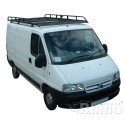 Rhino Modular Roof Rack - Fiat Ducato 1994 - 2006 SWB High Roof SWB High Roof
