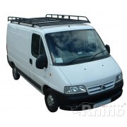Rhino Modular Roof Rack - Fiat Ducato 1994 - 2006 SWB Low Roof SWB Low Roof