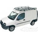 Rhino Modular Roof Rack - Fiat Doblo 2000 - 2010 SWB Low Roof Twin Doors Doblo 2000 - 2010