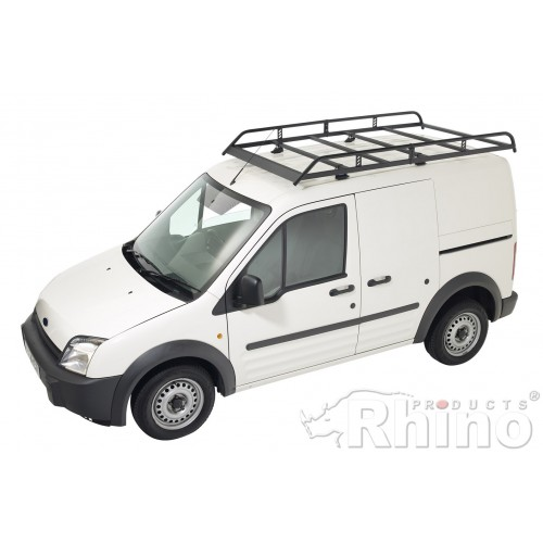 Rhino modular roof rack ford transit connect lwb high roof twin doors