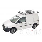 Rhino Modular Roof Rack - Volkswagen Caddy 2004 - 2010 MAXI Tailgate