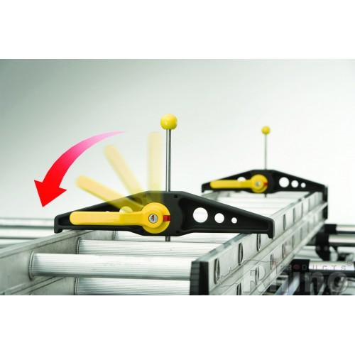 RAS21 NISSAN PRIMASTAR RHINO SAFECLAMP LADDER CLAMPING SYSTEM