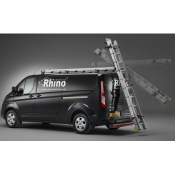 Rhino SafeStow4 Gas Strut Assisted Ladder Loader 3.1m