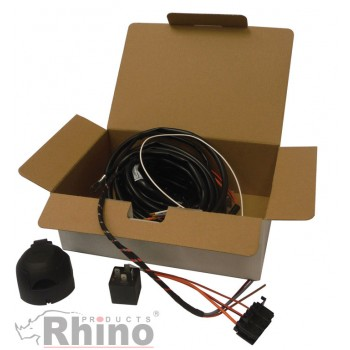 vw caddy towbar wiring instructions