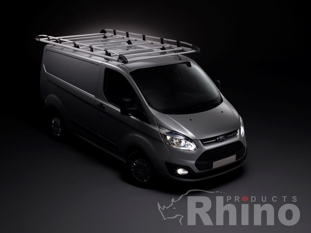 ford uk swb roof low rack van rhino plyline product transit
